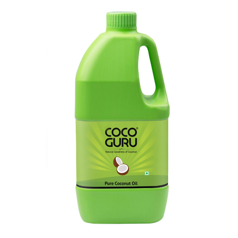High Grade Coconut Oil in Jerry Can 1 Litre