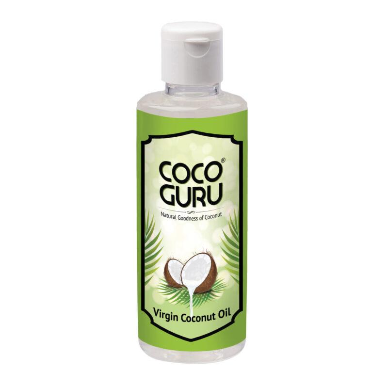 Virgin Coconut Oil Bottle 100 ml