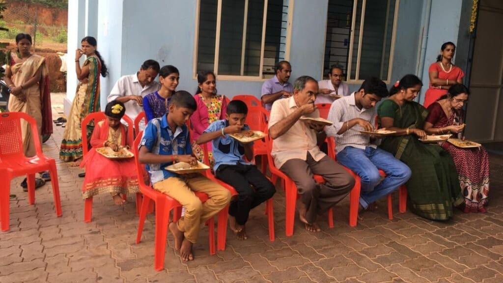 Ayudha Pooja Lunch 2016