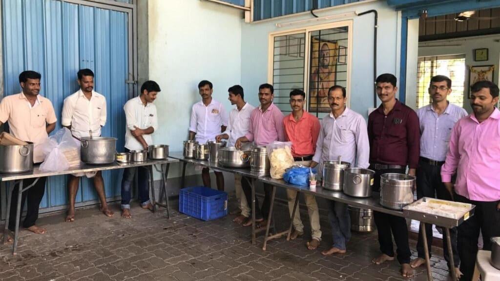 Ayudha Pooja Lunch 2018